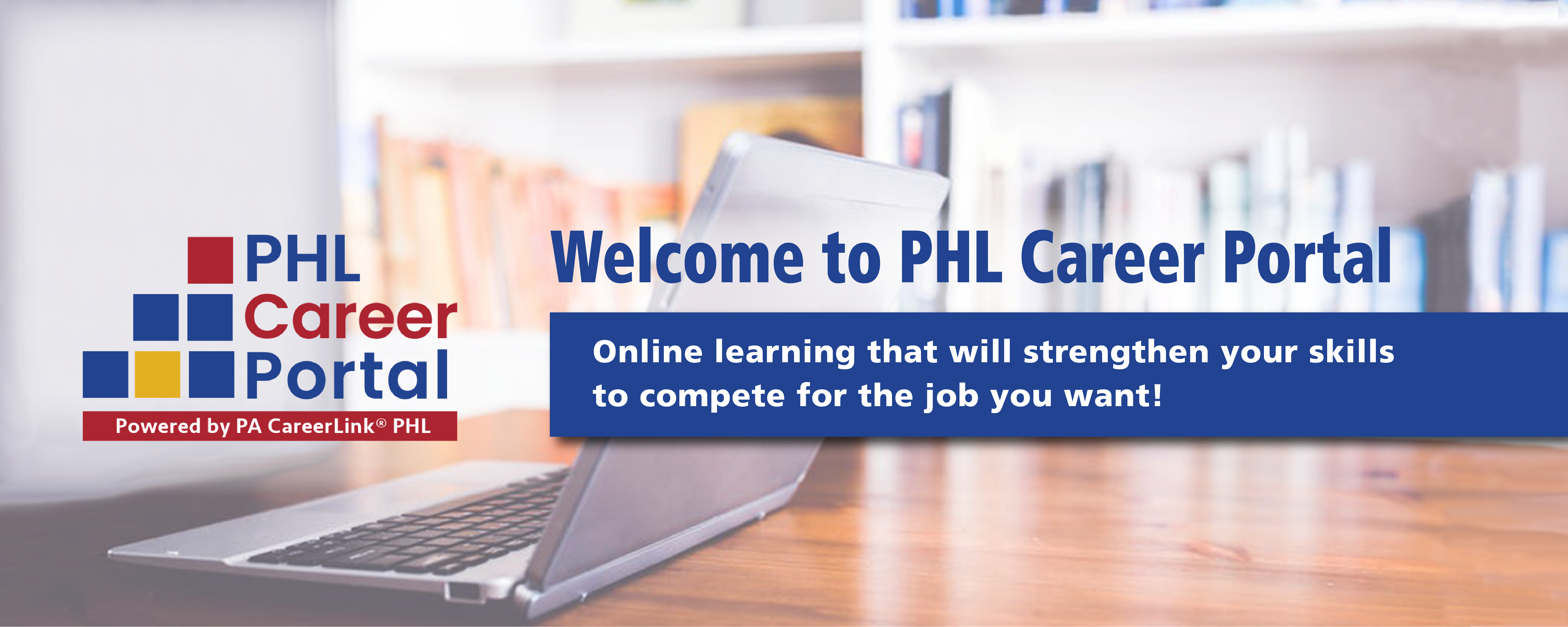 Click here to register. Welcome to PHL Career Portal.